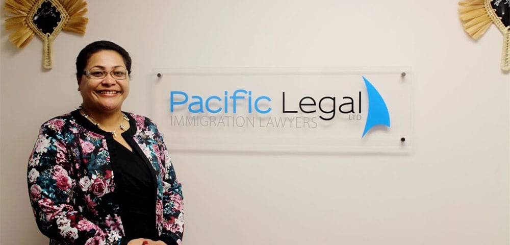 Anaise Small - General / Pacific Manager Wellington