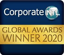 Corporate INTL. Global Awards Winner 2020