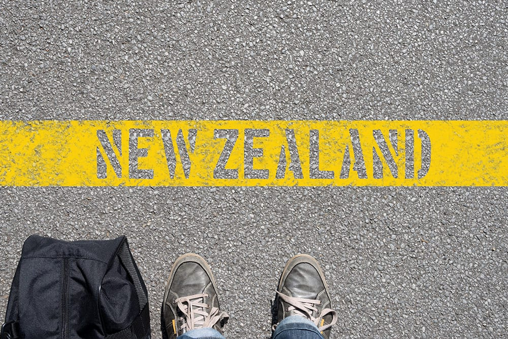 Covid-19 NZ border