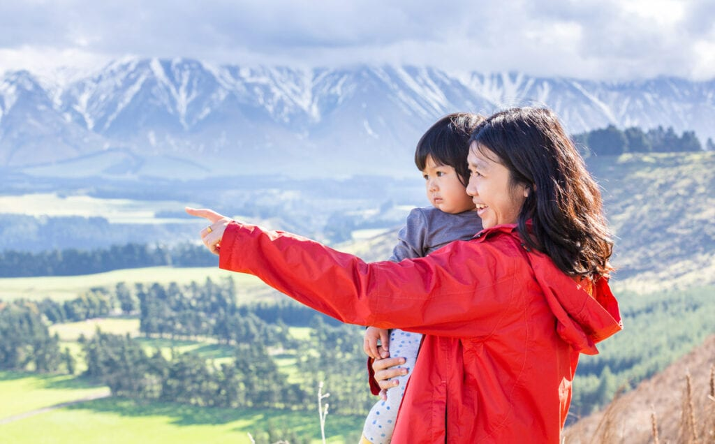 Family Immigration to New Zealand
