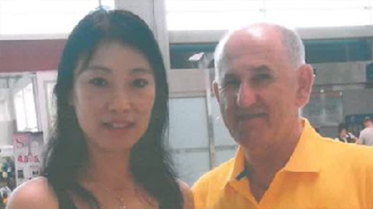Colin and Shuyan
