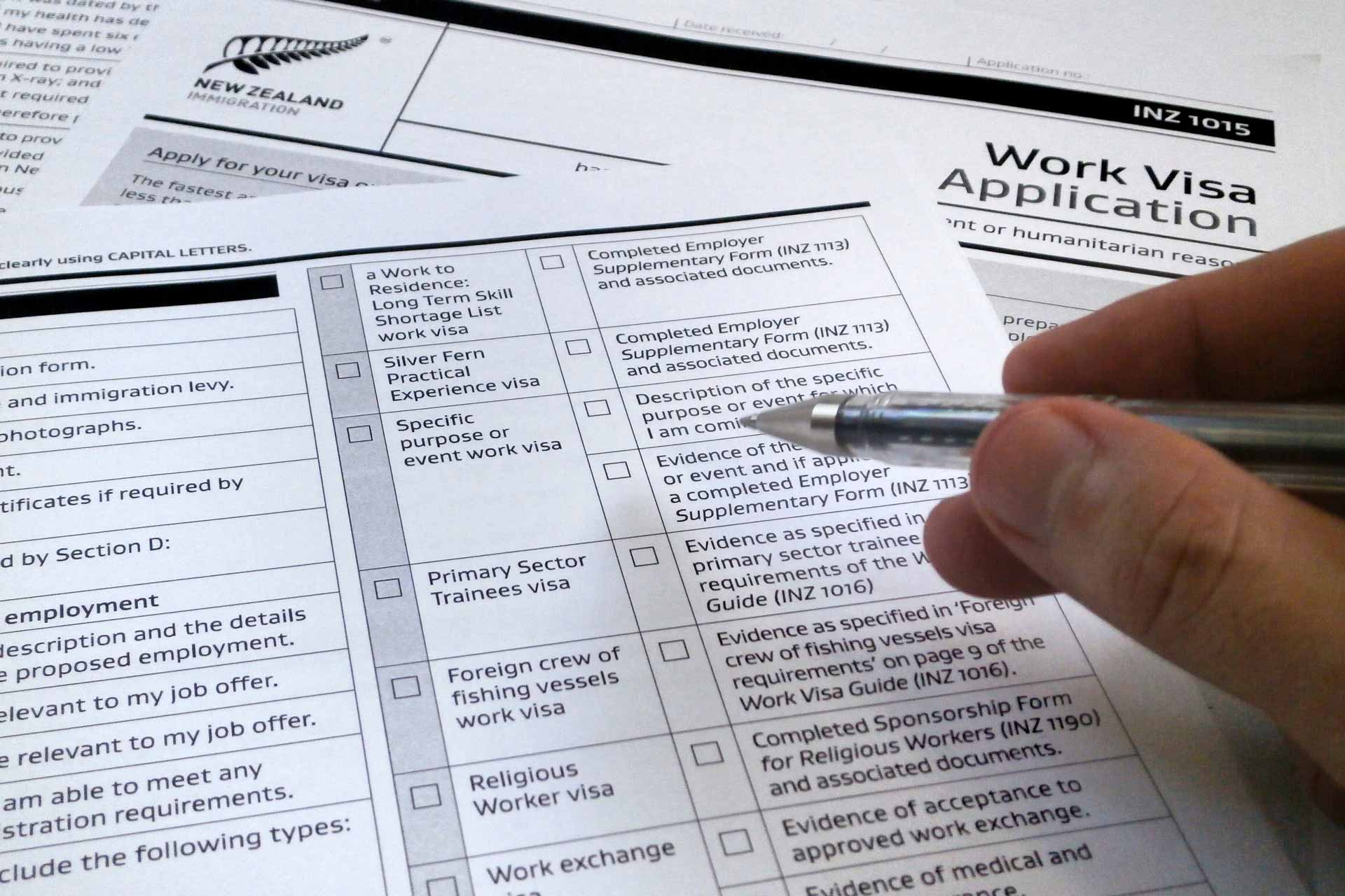 Streamlined Work Visa Processing If You Stay With The Same Employer